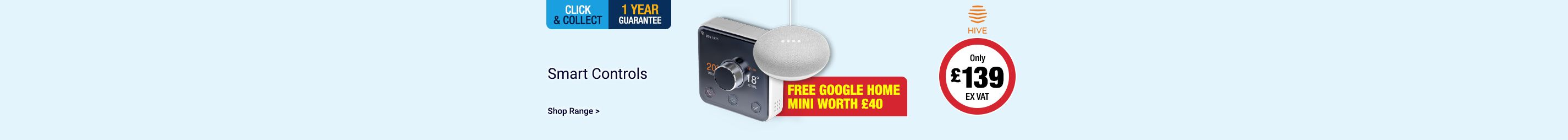 Free Google Home Mini with Hive