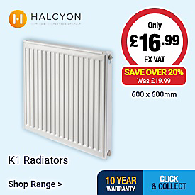 Halcyon K1 Radiators