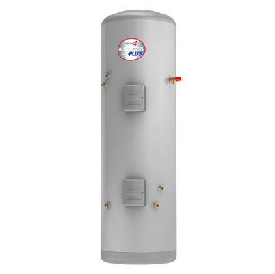 Albion Ultrasteel Plus Unvented Indirect Hot Water Cylinder 180L ...