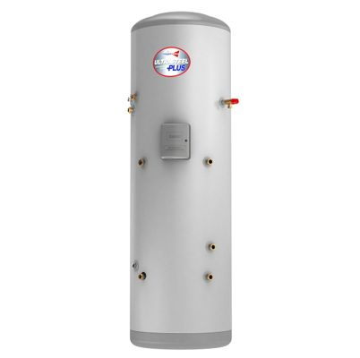Albion Ultrasteel Plus Unvented Indirect Solar Hot Water Cylinder ...