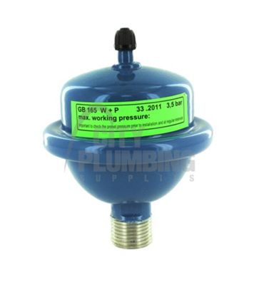 Worcester 87161425030 Mini Expansion Vessel - HA50 | City Plumbing ...