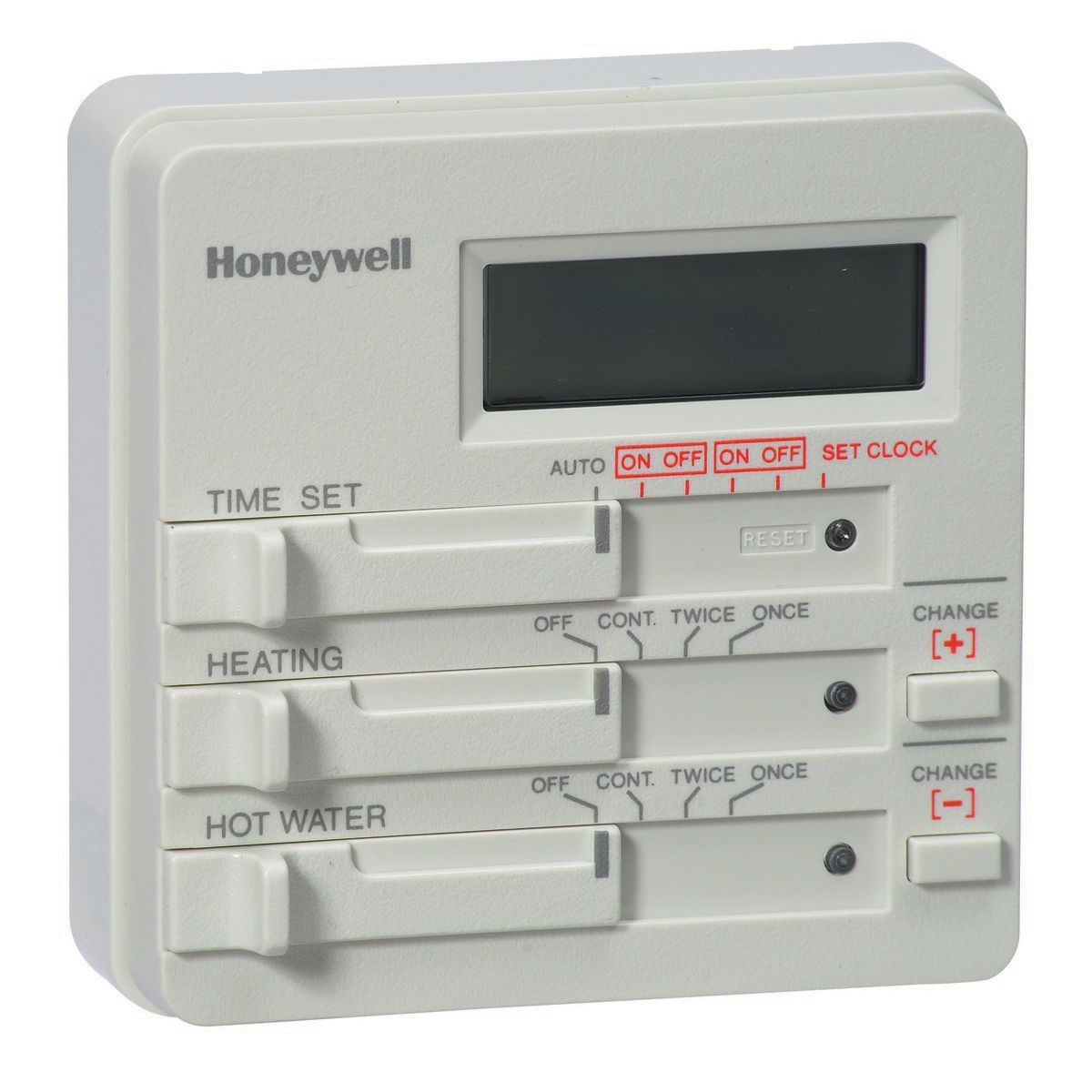 honeywell st699 24 hour programmer st699b1002 city plumbing supplies rh cityplumbing co uk Honeywell Thermostat Operating Manual Honeywell Home Alarm Systems Manual