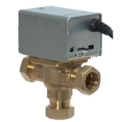 Honeywell 3 port motorised mid position valve 28 mm v4073a1088u honeywell 3 port motorised mid position valve 28 mm v4073a1088u asfbconference2016 Image collections