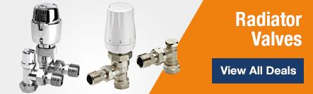 Radiator Valves - View All Deals
