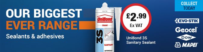 Sealants & Adhesives Range