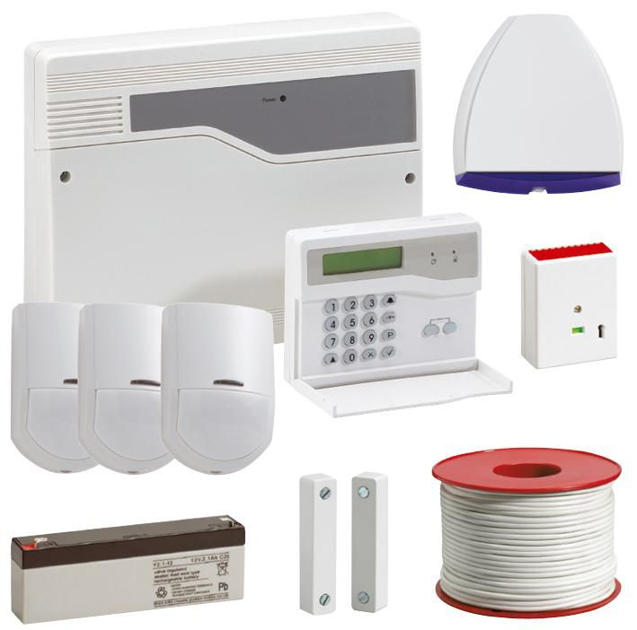 Burglar Alarms & Accessories