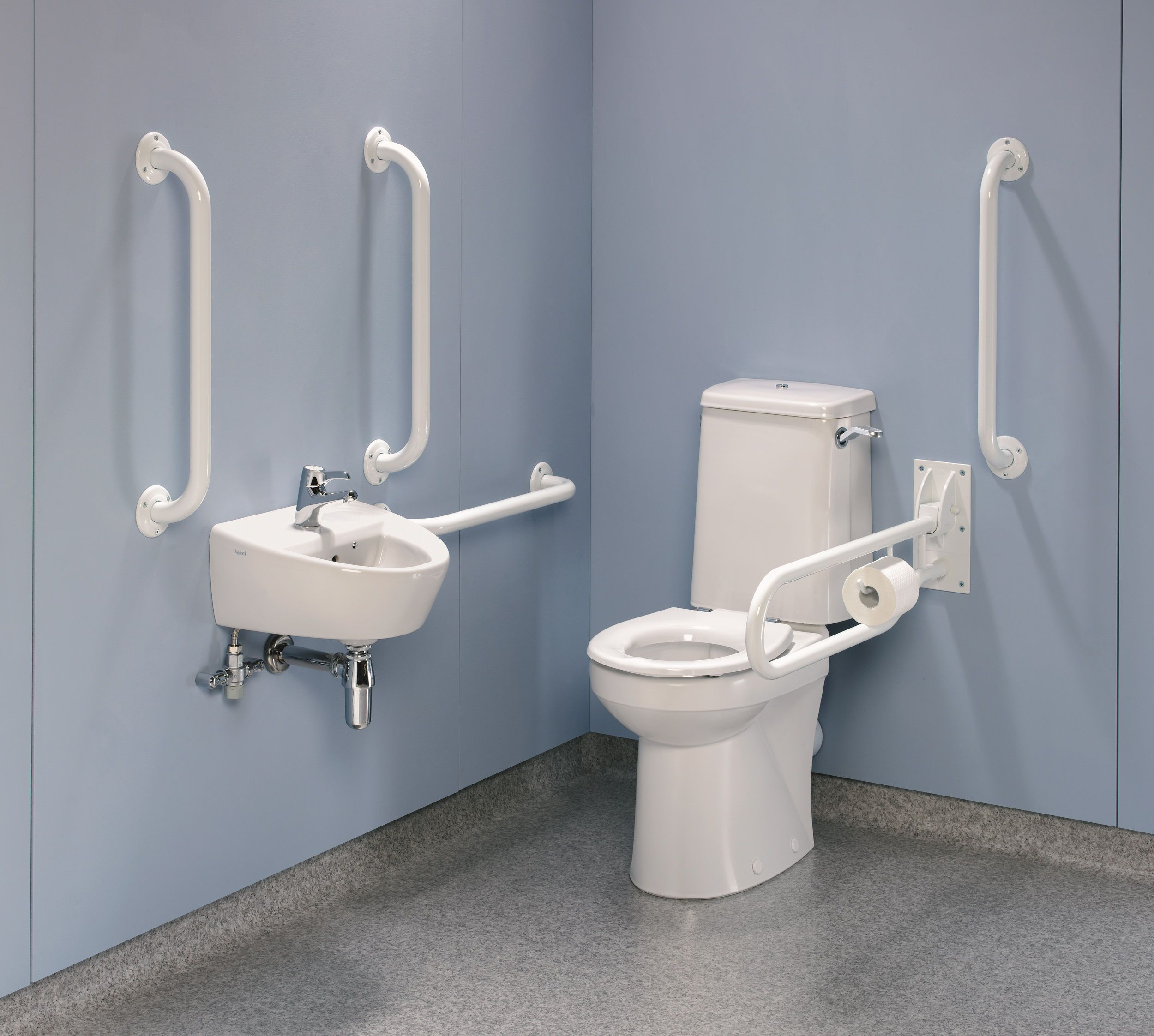 Commercial Washrooms & Mobility Aids