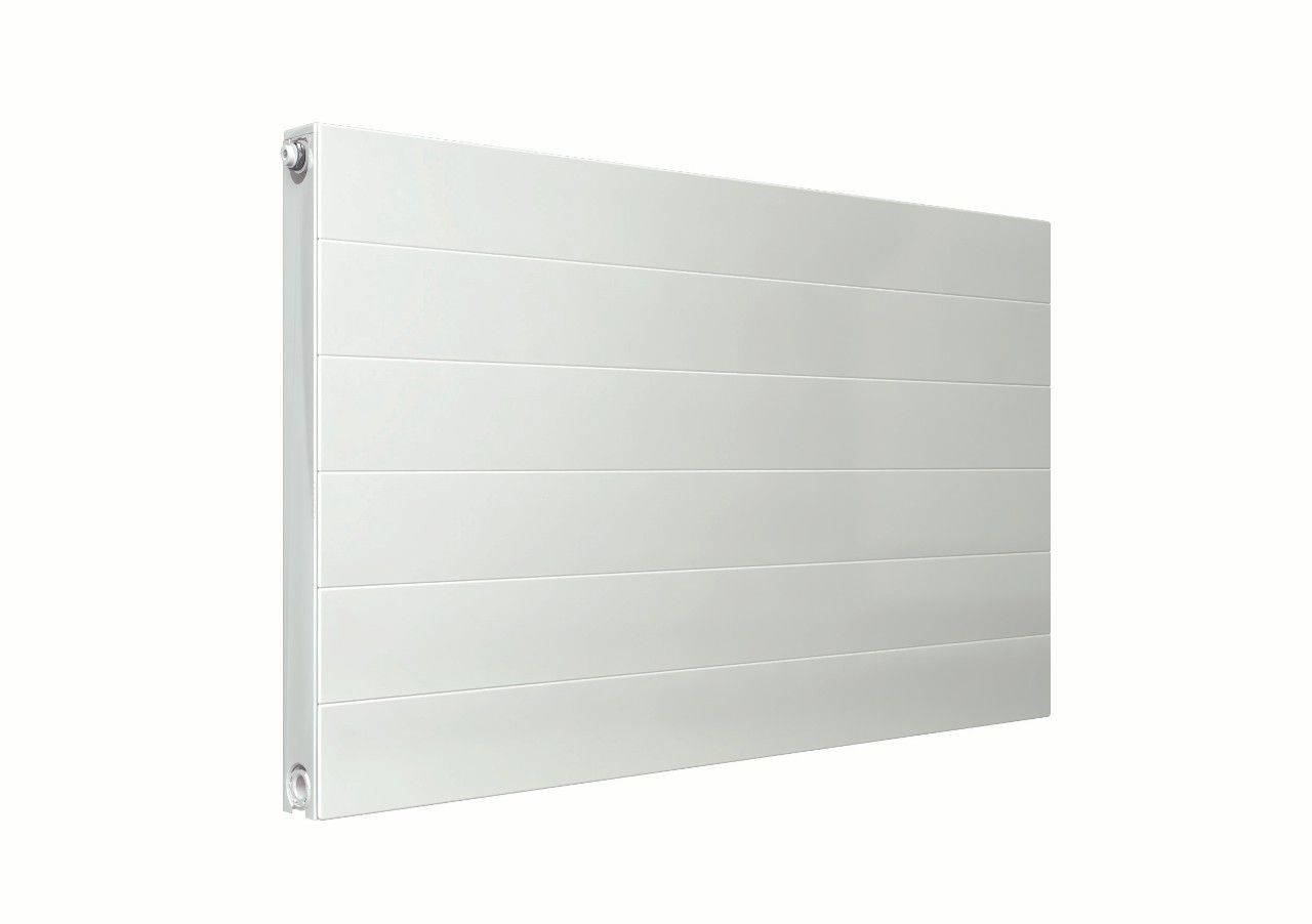 Flat Front Double Panel Radiators