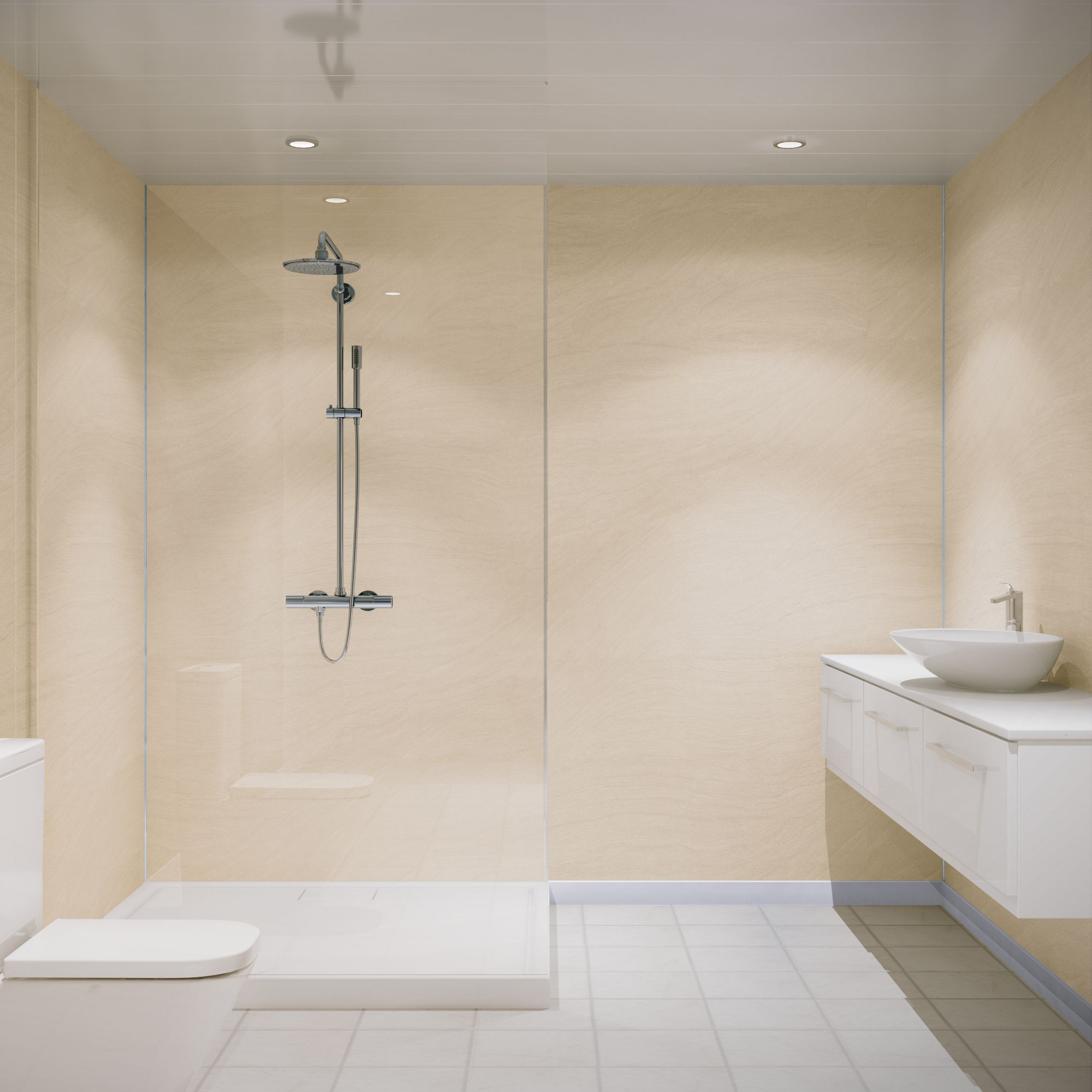 Shower Enclosures | City Plumbing Supplies