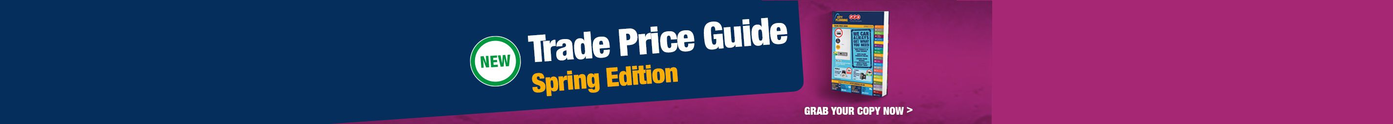 Trade Price Guide Out Now