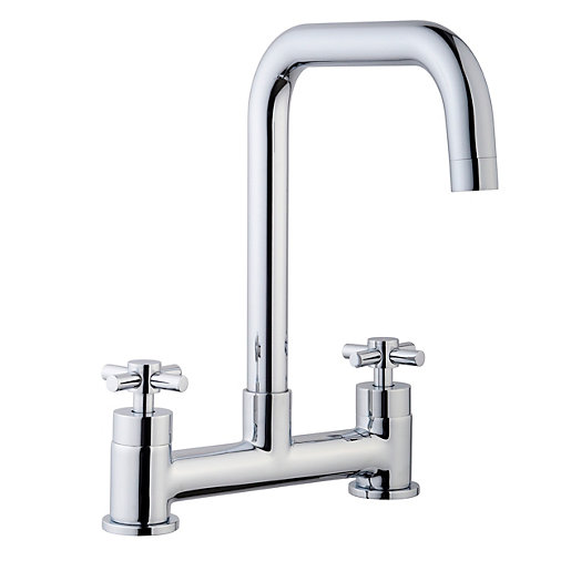 Iflo Calm Bridge Mixer Kitchen Tap