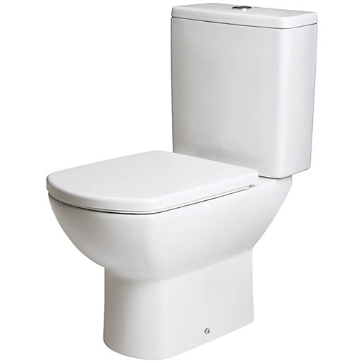 Iflo Capra Soft Close Toilet Seat City Plumbing Supplies