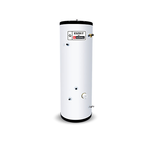Gledhill Esprit 120 Litre Unvented Indirect Cylinder | City Plumbing ...