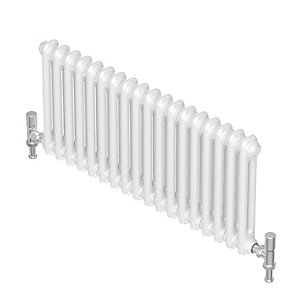 Barlo Divo Horizontal 2 Column Radiator 500 x 1012 mm QMC206