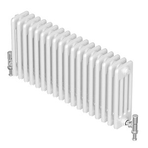 QRL Divo Multi-column Horizontal 4 Column Radiator 600 x 552 mm QMC403