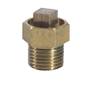 Brass Radiator Air Vent 1/2inch