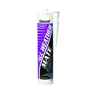 Geocel All Weather Mate White 310ml