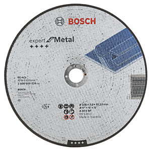 Bosch Metal Cutting Disc 230 x 22.2 x 3mm