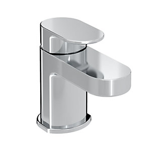 Bristan Frenzy Basin Mixer Chrome Frz Bas C