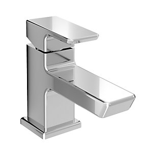 Cobalt Small Basin Mixer Chrome