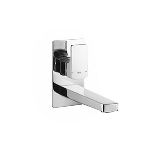 Roca 5A4701C00 L90 Wall-mounted Basin Mixer Without Waste