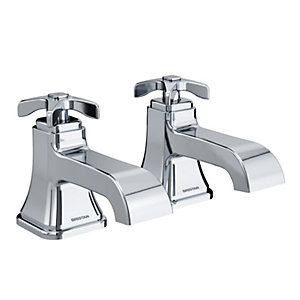 Garrido Basin Taps Chrome