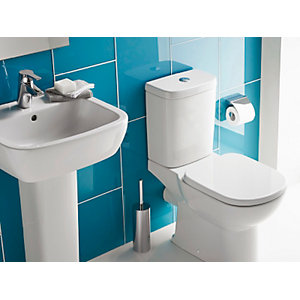 Ideal Standard Tempo Basin & Toilet with Basin Mixer