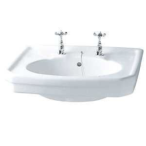 iflo Herita Basin White 500 x 400 mm