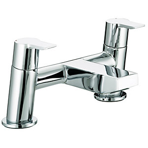 Bristan Pisa Bath Filler Tap Chrome