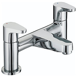 Bristan Quest Bath Filler Tap Chrome