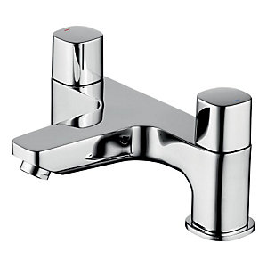 Ideal Standard Tempo 2 Hole Bath Filler Tap Chrome