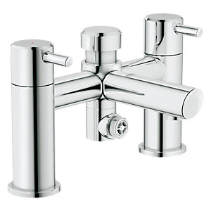 Grohe Concetto Low Pressure Deck Mounted Bath Shower Mixer Tap