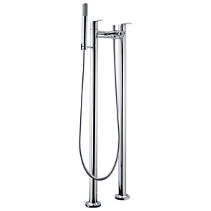 iflo Garda Floor Standing Bath Shower Mixer Tap