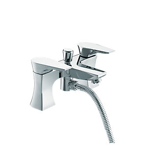 Bristan Corbsmc Corvina Bath Shower Mixer Chrome