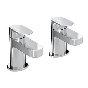 Bristan Frenzy Bath Taps Chrome Frz 3/4 C
