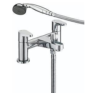Bristan Quest Bath Shower Mixer Tap - QST BSM C