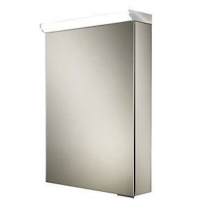 Hib 44700 Spectrum Led Illuminated Aluminium Cabinet