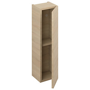iflo Aliano Wall Unit Oak Including 1 Door  200 x 190 mm