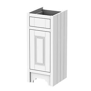 Be Modern Atlanta Classic Base Unit White 820 x 335 x 365 mm 227862