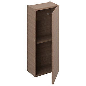 iflo Aliano Wall Unit Walnut Including 1 Door 300 x 190 mm