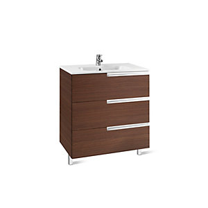 Roca 855847154 Victoria N Basin Unit Pack 3D Wenge 800mm