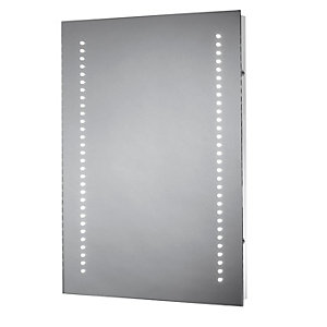 iflo Ciana LED Strip Bathroom Mirror 700mm x 500mm