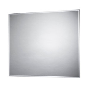 iflo Vela Portrait Bevelled Mirror 600 x 500mm