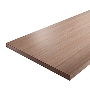 iflo Worktop Laminate 1.5m x 520 x 28 Walnut