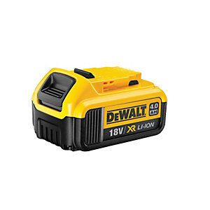DeWalt Battery Pack 18V 4.0AH Xr Li-ion B46SLIDE