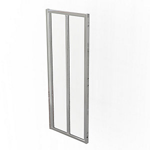 Kudos Original Bifold Door Shower Enclosure 800 mm 3BF80S
