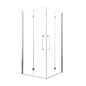 Novellini Young Bifold Door Shower Enclosure 750 - 770 mm (Right Hand) Y22GS75LD-1K