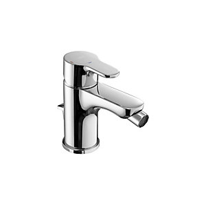 Roca 5A6009C00 L20 Bidet Mixer and Pop Up Waste