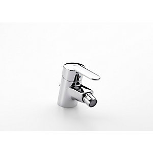 Roca 5A6025C00 Victoria (V2) Bidet Mixer and Pop Up Waste