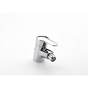 Roca 5A6125C00 Victoria (V2) Bidet Mixer No Pop Up Waste
